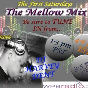 First Saturdays with Special Guest DJ, @DjHarveyDent!!!