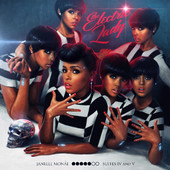 "I met ""The Electric Lady"" – The CD Listening Party  for Janelle Monáe @JanelleMonae"