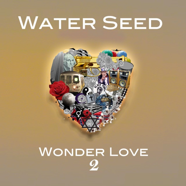 Wonder Love cover2