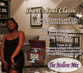 Shani's Soul Classic – Marvin Gaye – I WantYou