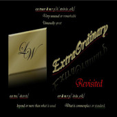 LW – Extraordinary Revisited@lwsongs