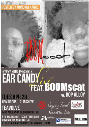 The Mellow Mix Talks with BOOMscat@BOOMscatMusic